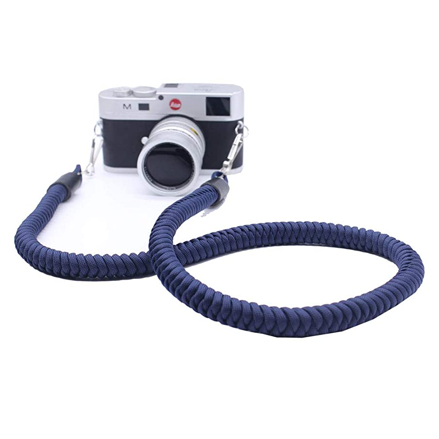 Camera Neck Strap with Quick Release Paracord DSLR Camera Strap for Women/Men