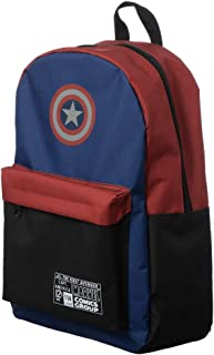 Captain America Backpack Marvel Avengers Gift