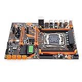 Placa Base para computadora de Escritorio X99 4 Canales M.2 USB3.0/2 x PCIe X16 / 3 x PCIe/ATX CPU/HDMI/LAN / DDR4 ATX CPU Placa Base para Intel I7 E5