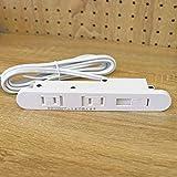 stax tools 家具製作用 埋め込みコンセント (USB電源付) ホワイト