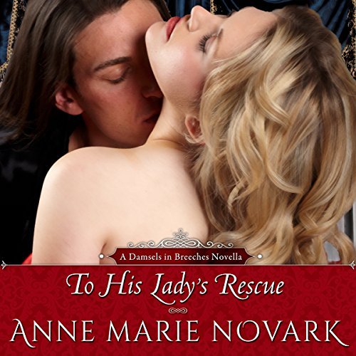 To His Lady's Rescue audiobook cover art