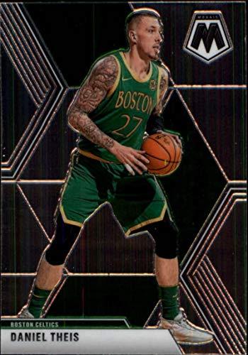 2019-20 Panini Mosaic #129 Daniel Theis Boston Celtics NBA Basketball Trading Card