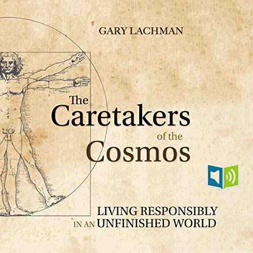Couverture de The Caretakers of the Cosmos