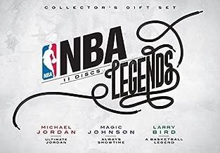 NBA: Legends Collector's Gift Set (Michael Jordan / Magic Johnson / Larry Bird) (Limited Edition)