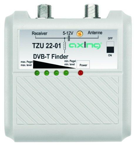 Axing TZU 22-01 DVB-T Pegelindikator Signalfinder mit LED