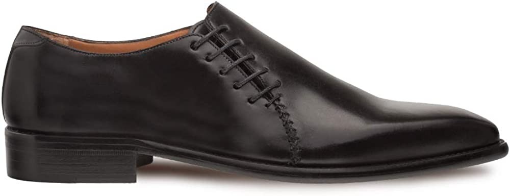 Mezlan Nicos Shoe - Men's Luxury Lace Ups, Handcrafted in Spain, Medium Width, Made with Leather, Perfect to Wear in Formal and Sophisticated Events