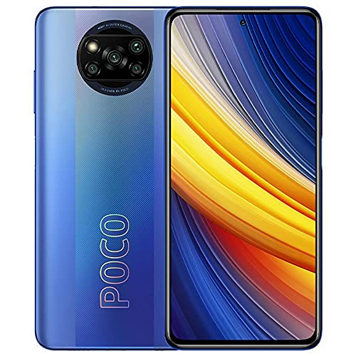 SMARTPHONE XIAOMI POCO X3 PRO 6GB RAM 128GB ROM - GLOBAL Cor:Frost Blue