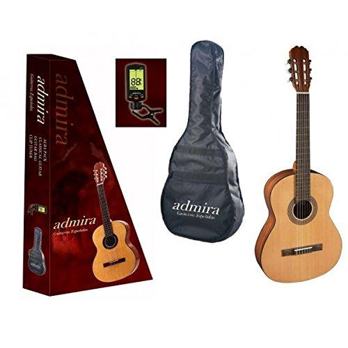 Admira (Alba) Iniciacion 3 4 (PACK) Guitarra clásica española