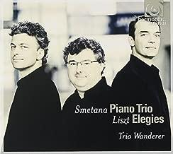 Smetana: Piano Trio; Liszt: Elegies by Trio Wanderer (2011-01-11)