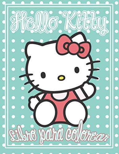 Hello Kitty Libro para Colorear: Libros para colorear de alta calidad para adultos de Hello Kitty...