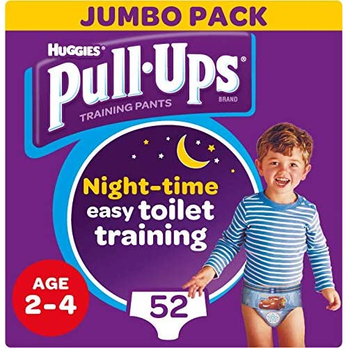 Huggies Pull-Ups Pannolini mutandina