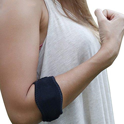 Neoprene Tennis Elbow Brace Brace for Elbow Tendonitis Golf,Best Seller Tennis Elbow Band Straps