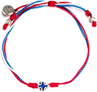 My Saint My Hero United in Prayer One Nation Under God Blessing Bracelet