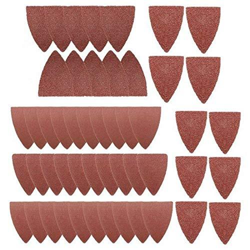 Buy Bargain Finger Sand Disc Kit, Finger Sanding Sheets Triangular Paper Pads, Polishing Saw Blades ...