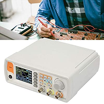 Cosiki 2060H Color Screen Dual Channel Arbitrary Waveform Signal Generator 100-240V