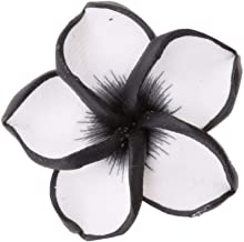 Vintage Unisex Dress Flower Brooch Pin Corsage Tie Pin Party Accessories   Color - White1