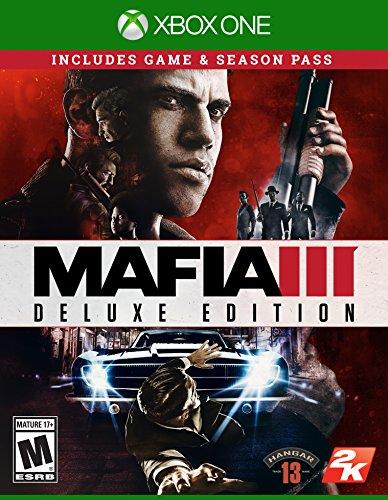Mafia III Deluxe Edition (輸入版:北米)