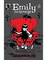 Emily the Strange #1: The Boring Issue (English Edition)