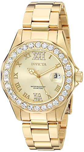 Top 5 Best Women's Automatic Watch - Invicta 15252 Women's Pro Diver Automatic Watch