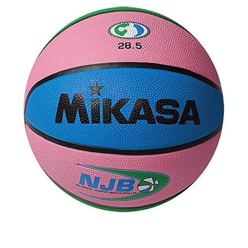 Balón De Baloncesto Rosa  marca MIKASA
