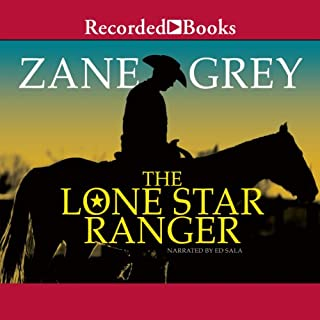 Lone Star Ranger cover art