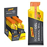 PowerBar PowerGel Original Tropical Fruit 24x41g - High Carb Energie Gel + C2MAX und Natrium