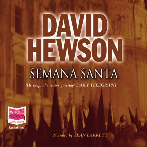 Semana Santa audiobook cover art