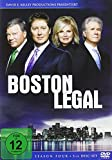 Boston Legal - Season Four [5 DVDs] - James Spader