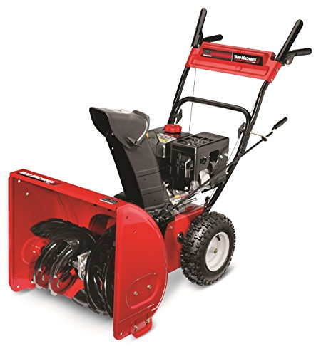 Big Save! Yard Machines 208cc 22-Inch Two-Stage Gas Snow Thrower