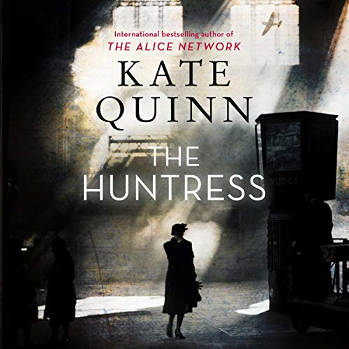 The Huntress Titelbild