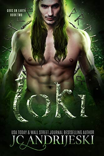 Loki A Paranormal Romance with Norse Gods Tricksters and Fated Mates Gods on Earth Book 2 product image