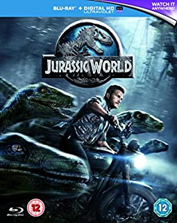 Jurassic World [Blu-ray] [2015] [Region Free] (B00YH0CQIS) | Amazon price tracker / tracking, Amazon price history charts, Amazon price watches, Amazon price drop alerts
