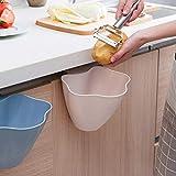 tiowea Cucina di casa Bidone della Spazzatura può Appendere Il Contenitore della Spazzatura Sacchetti Spazzatura