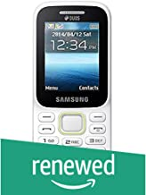 (Renewed) Samsung Guru Music 2 SM-B310E (White)