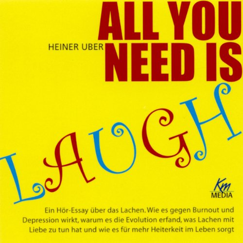 All you need is laugh Titelbild