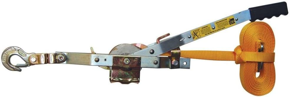 MAASDAM 25 Max 51% OFF Ft. 1 Puller Quality inspection Strap Ton