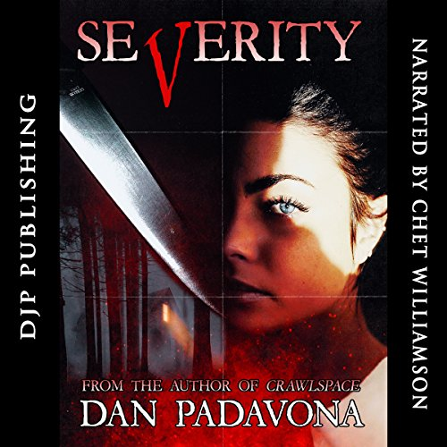 Severity audiobook cover art