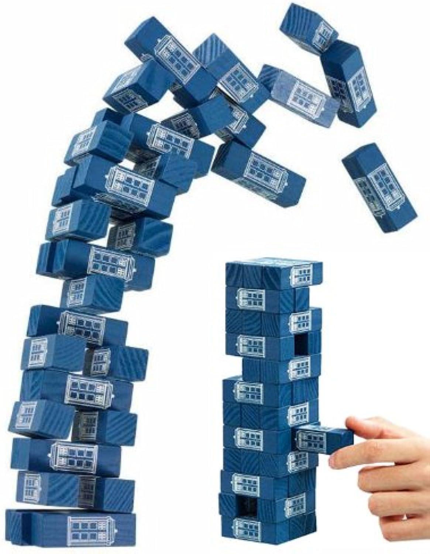 Unbekannt Doctor Who Tumbling Tardis Tower Game B00HDGO59G Neuer Stil    Smart