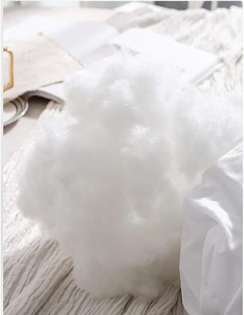 Oreiller de Lecture, Grand Coussin de Soutien de Dossier de traversin Housse en Coton Ultra Doux Housse Lavable Chaise Oreiller pour Salon Chambre Jardin P