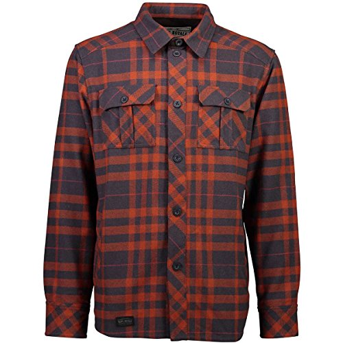 Mons Royale Mountain T-Shirt pour Homme S Clay / 9 Iron
