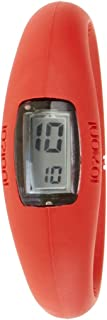 IOION E-RED07-I Casual Watch For Unisex Digital Silicone - Red