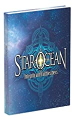 Star Ocean - Integrity and Faithlessness: Prima Collector's Edition Guide de Joseph Epstein
