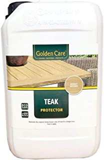 Golden Care Teak Protector, 3-Liter