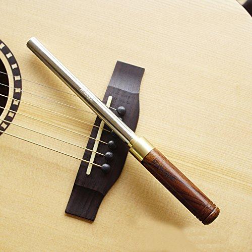 Baroque Diamond Guitar Fret Crowning Dressing File Narrow/Medium/Wide 3 Edges Guitar Repairing & Luthier Tools(Improved 3rd Generation)