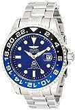 Invicta Grand Diver Orologio Uomo Automatico, 47mm, Blu, 21865
