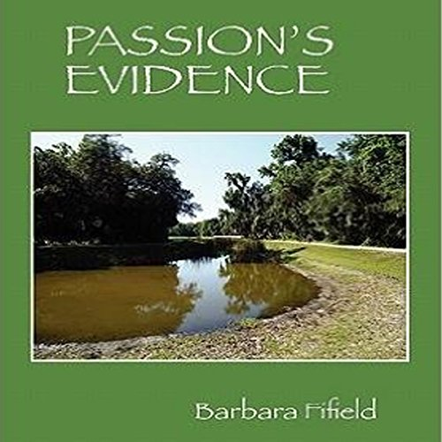 Passion's Evidence audiobook cover art
