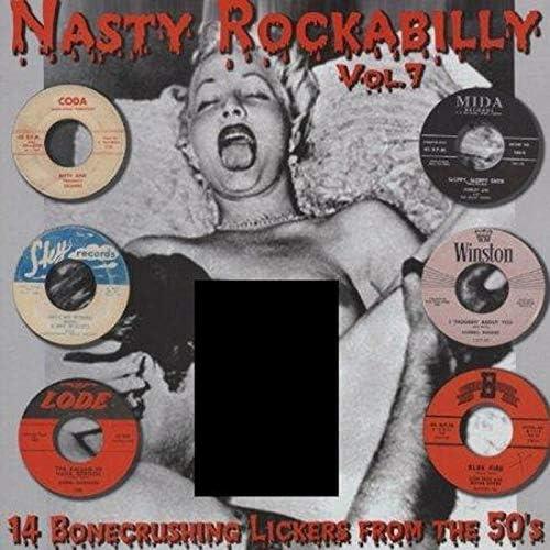 Nasty Rockabilly Vol 7 Vinyl LP product image
