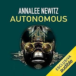 Autonomous copertina