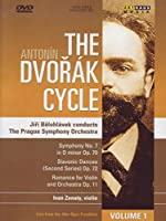 The Antonin Dvorak Cycle Vol.1: Symphony No 7/ Slavonic Dances (second series) Op 72 / Romance for Violin and Orchestra Op 11 [DVD] [Import]