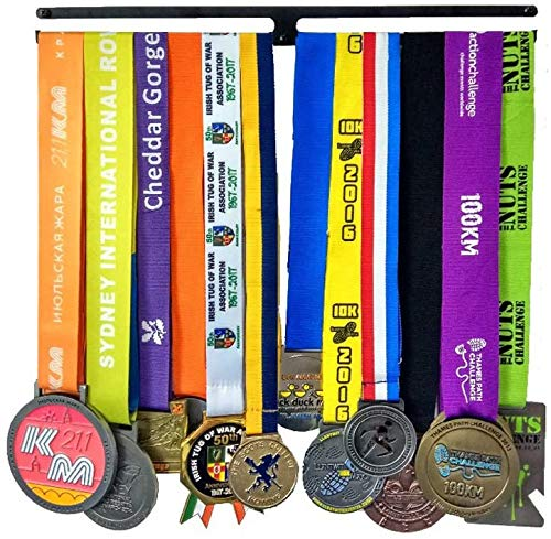 Exhibición de la suspensión de la medalla, tenedor de la medalla de los deportes Exhibición de la suspensión de la medalla, sostenedor de la exhibición de la suspensión de la medalla (grueso -3mm)